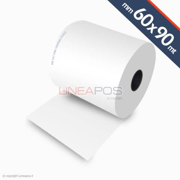rotoli carta bilance 60x90