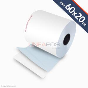 rotoli termici adesivi 60x20